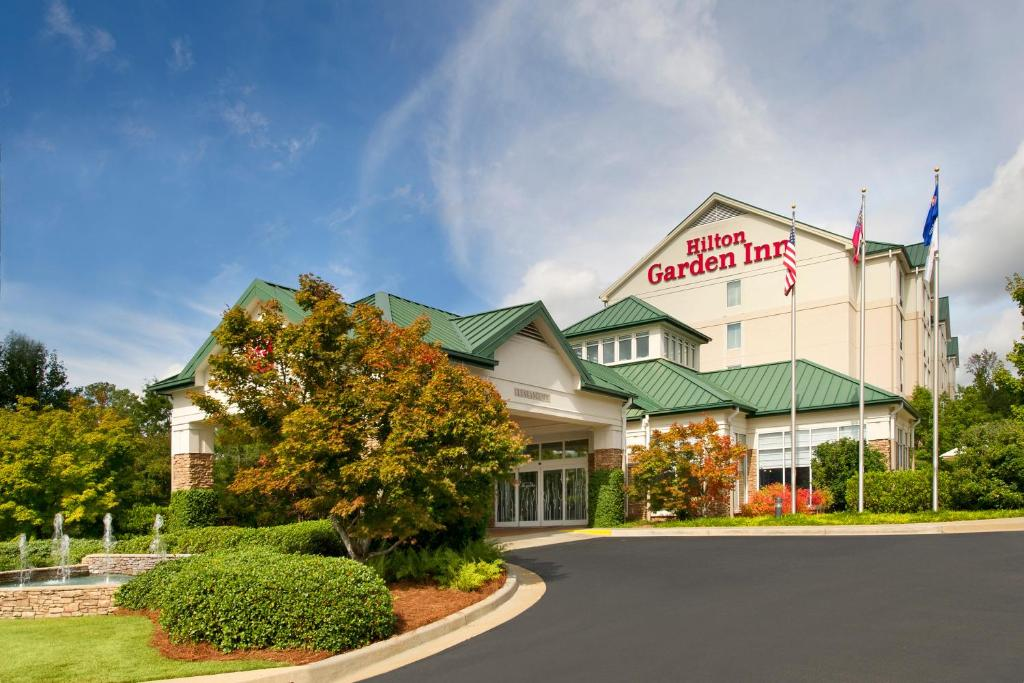Hilton Garden Inn Columbus Phenix City Book Your Hotel With Viamichelin