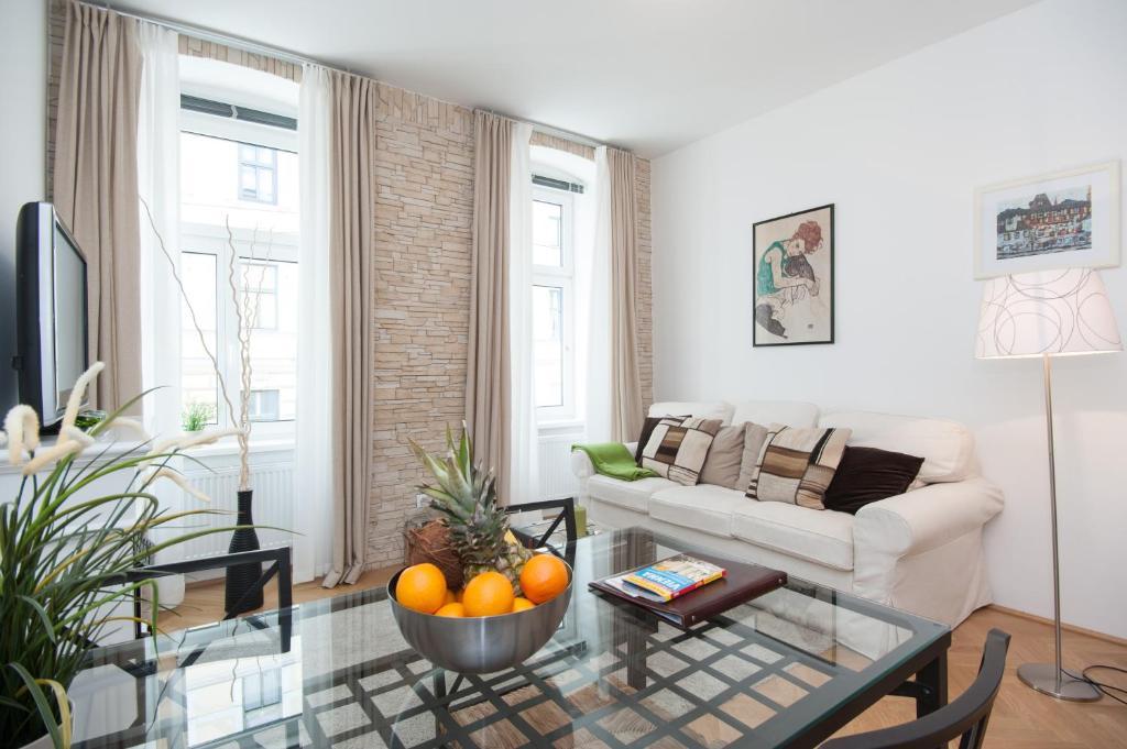 Vienna design apartments vienna book your hotel with for Designer apartment vienna