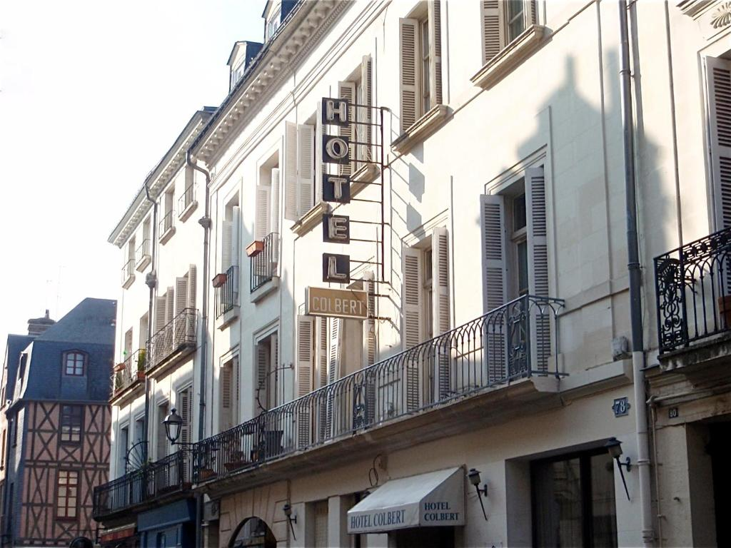 Hotel Colbert Tours Booking