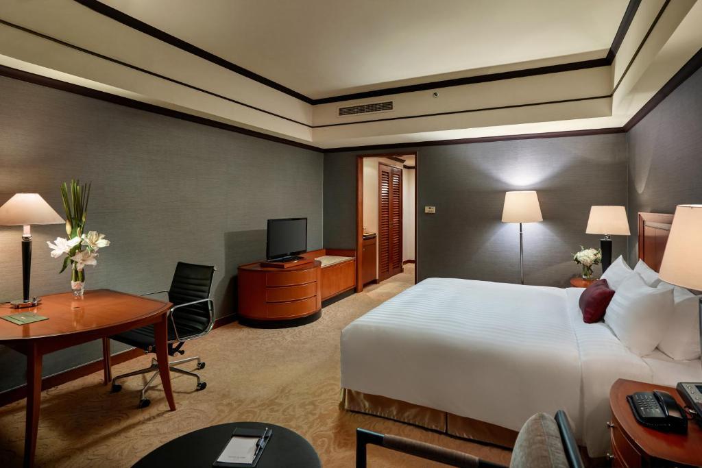 Phòng Grand Deluxe Giường Cỡ King Không Hút Thuốc