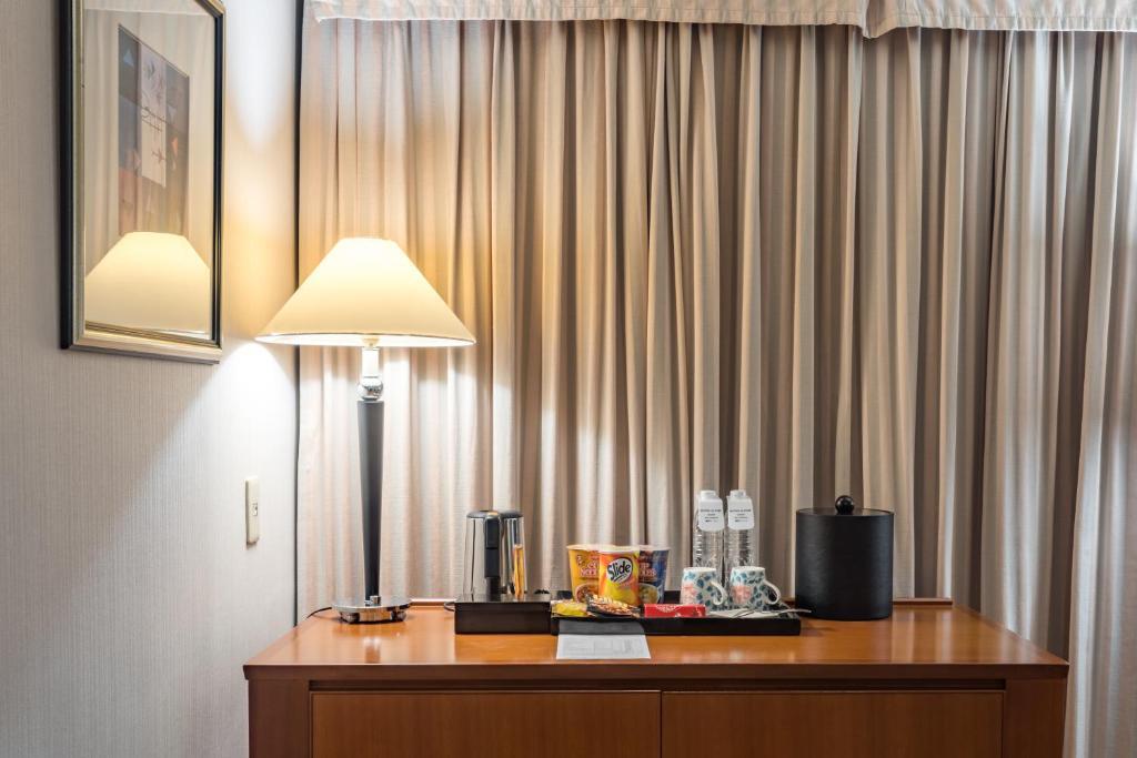 Phòng Executive Giường Cỡ King Không Hút Thuốc Với Tầm Nhìn Ra Công Viên
