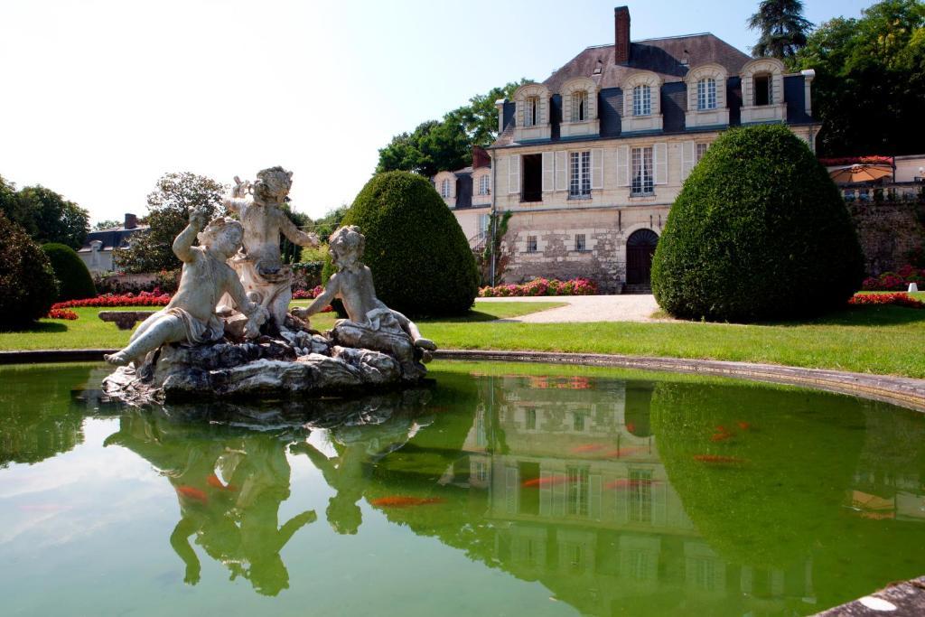 Restaurant Chateau Beaulieu Joue Les Tours Michelin