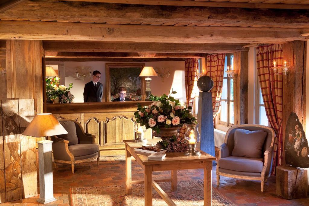la ferme saint simeon spa relais chateaux honfleur informationen und buchungen online. Black Bedroom Furniture Sets. Home Design Ideas