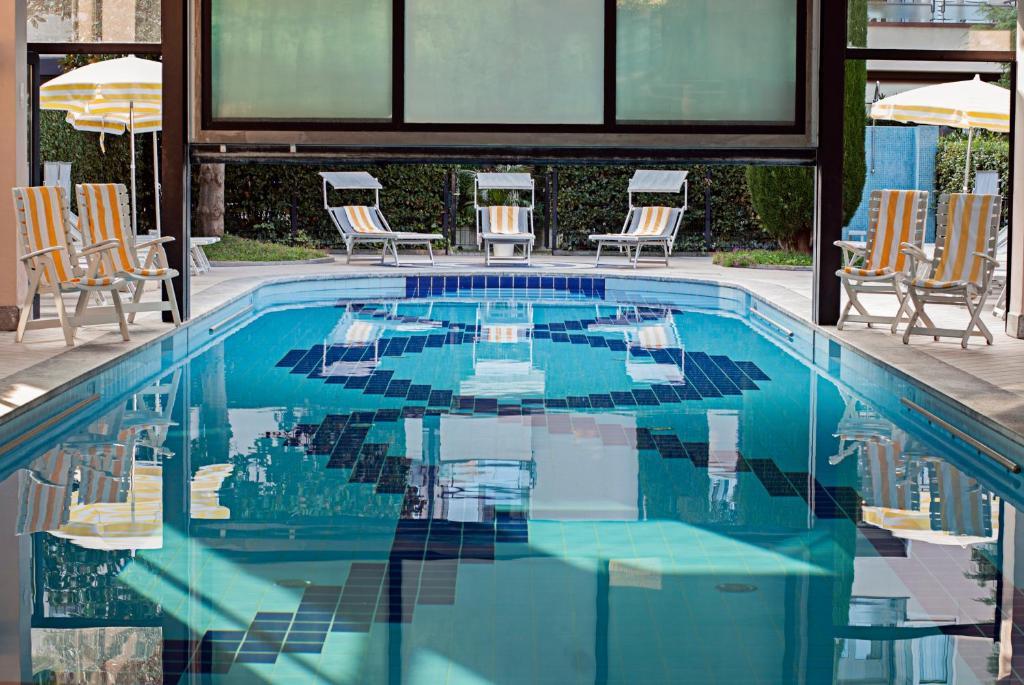 hotel du lac et bellevue bardolino informationen und. Black Bedroom Furniture Sets. Home Design Ideas
