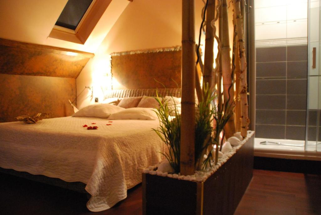 Chambres d 39 h tes secret d 39 une nuit r servation gratuite for Reservation nuit hotel