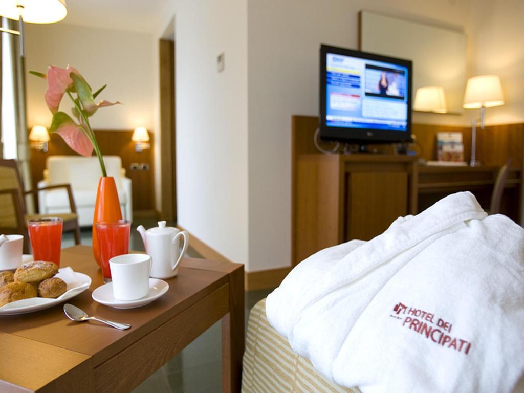 Hotel Dei Principati, Baronissi, incluse foto - Booking.com