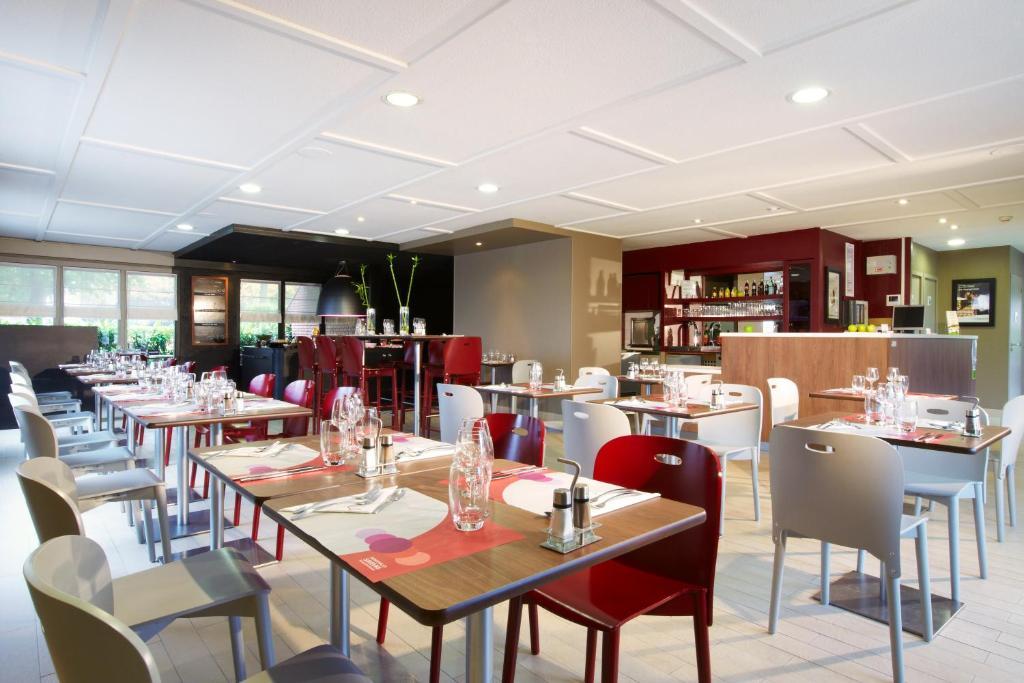Restaurant Le Pavillon De Rouen Franqueville Saint Pierre