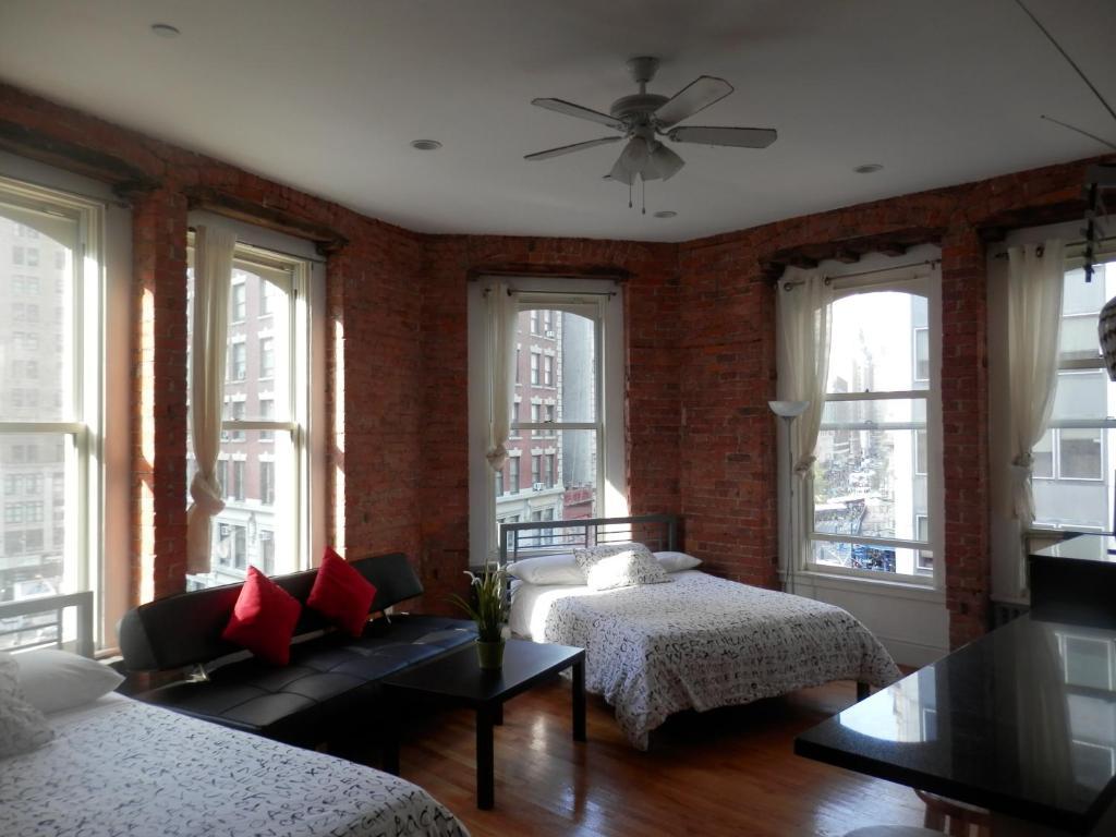 Appartements Macy31 Loft Studio Chelsea Manhattan, Locations de ...