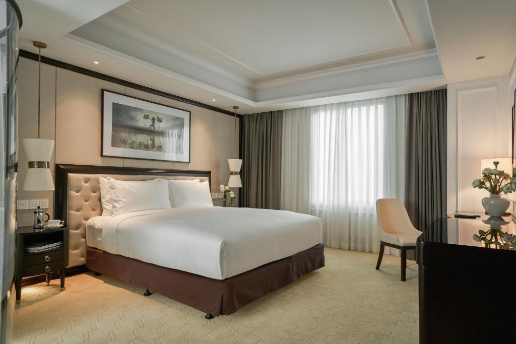 Phòng Deluxe Giường Đôi/2 Giường Đơn - Minibar Miễn Phí