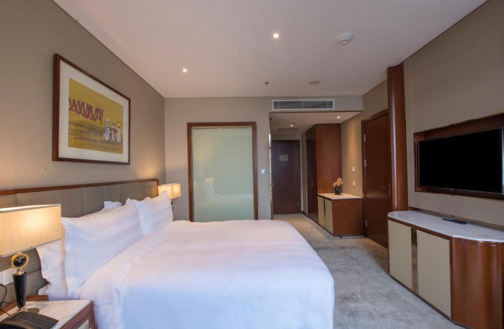 Phòng Deluxe Có Giường Cỡ King - Không Hút Thuốc