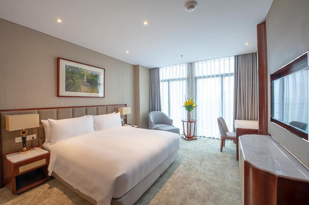 Phòng Premier có Giường cỡ King - Không Hút thuốc
