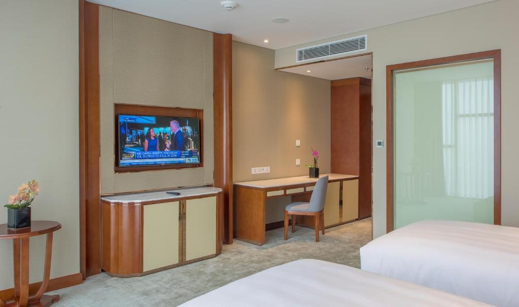 Phòng Premier có 2 giường đơn - Không hút thuốc