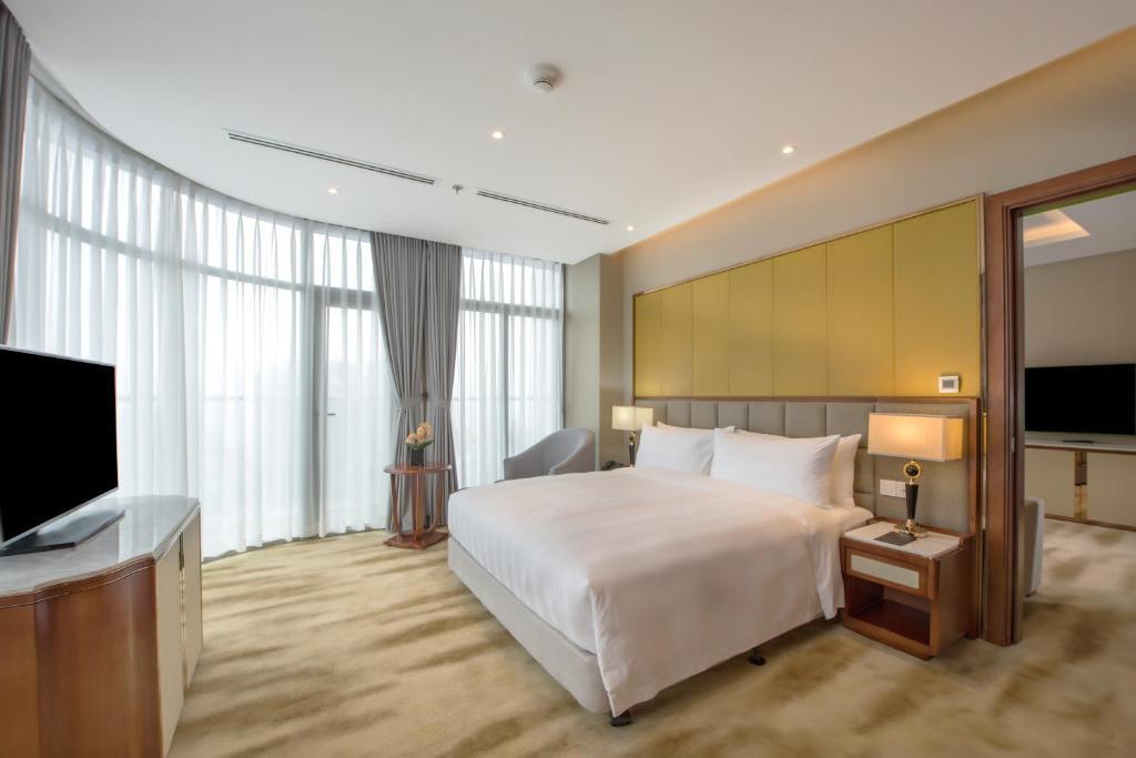 Deluxe Suite có giường cỡ king - Không được hút thuốc