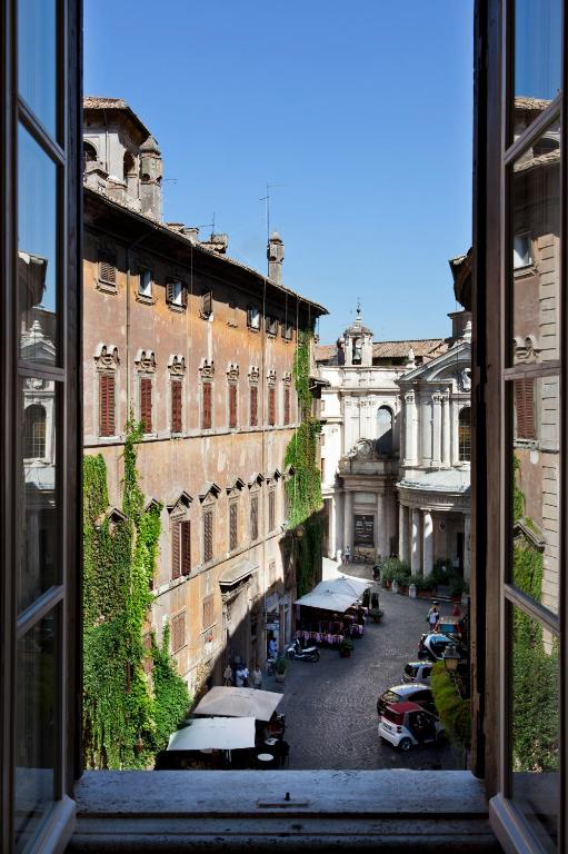 Chambres d 39 h tes mynavona chambres d 39 h tes rome for Chambre hote design rome