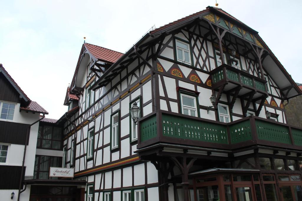 Hotel Furstenhof Wernigerode Bewertungen