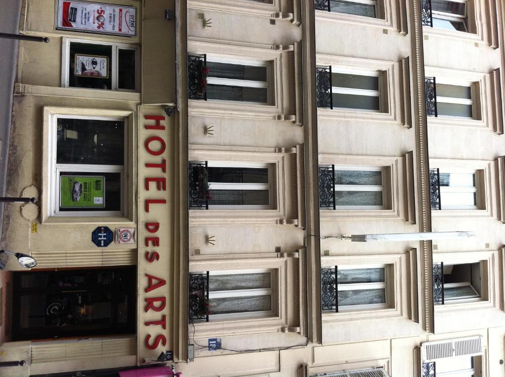 Hotel Des Arts Paris Informationen Und Buchungen