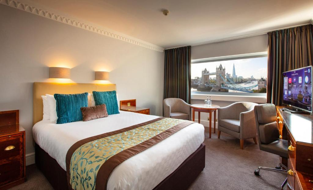 The Tower A Guoman Hotel, London – View Deal – Guest reviews › (4.3/5)