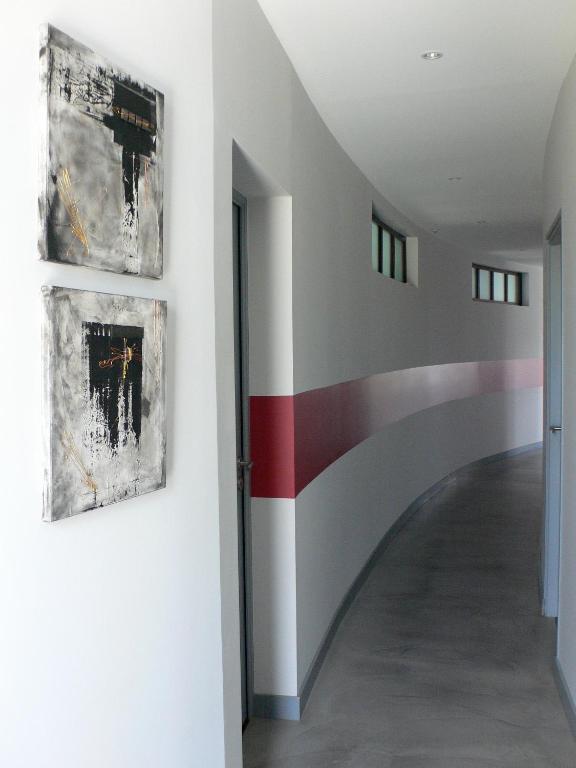 chambres d 39 h tes la villa c cile chambres d 39 h tes vouh. Black Bedroom Furniture Sets. Home Design Ideas