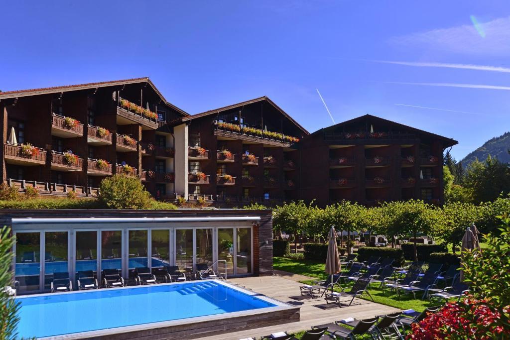Hotels Oberstaufen  Sterne