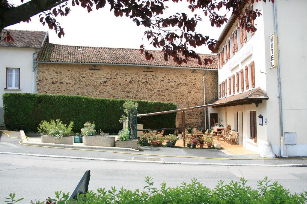 Hotel Restaurant Des Voyageurs Ambazac