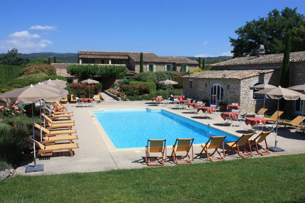 Le Mas Tourteron - L'Isle-sur-la-Sorgue - un restaurant du Guide ...