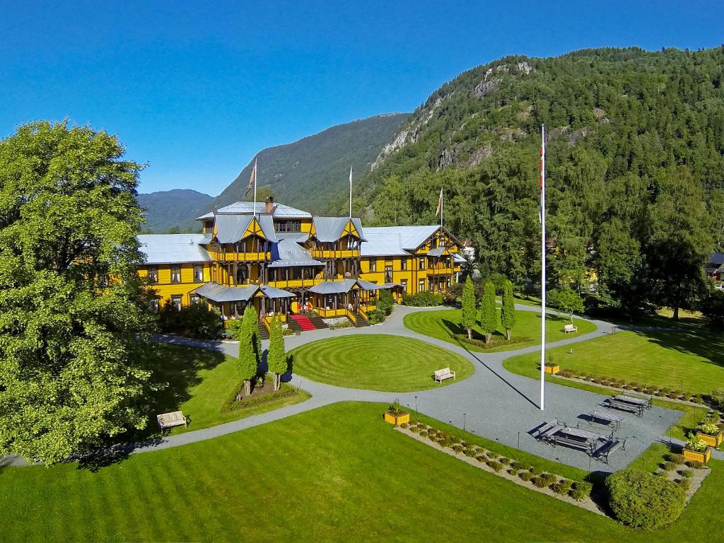 Dalen hotel r servation gratuite sur viamichelin for Reservation gratuite hotel