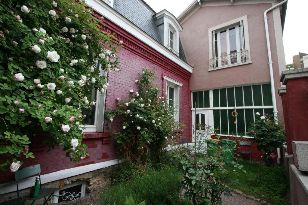 La maison rouge r servation gratuite sur viamichelin for Maison d italie paris