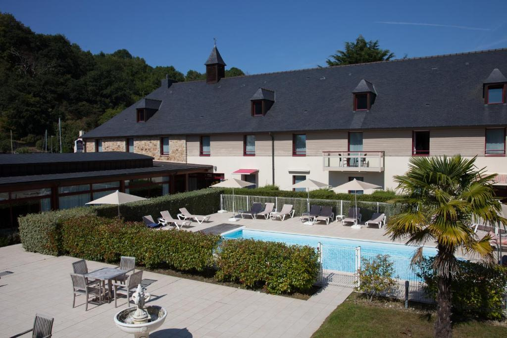 Hotel mercure dinan port le jerzual lanvallay for Le jardin hotel mercure