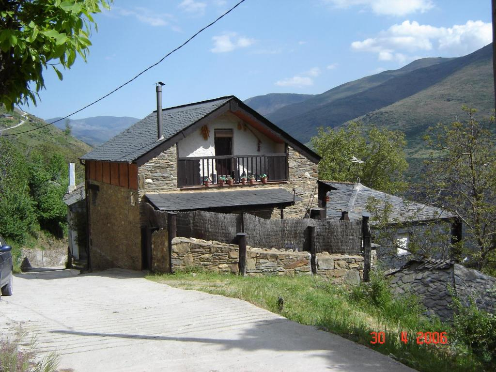 Casa de vacaciones Carriles Romanos (España Odollo ...