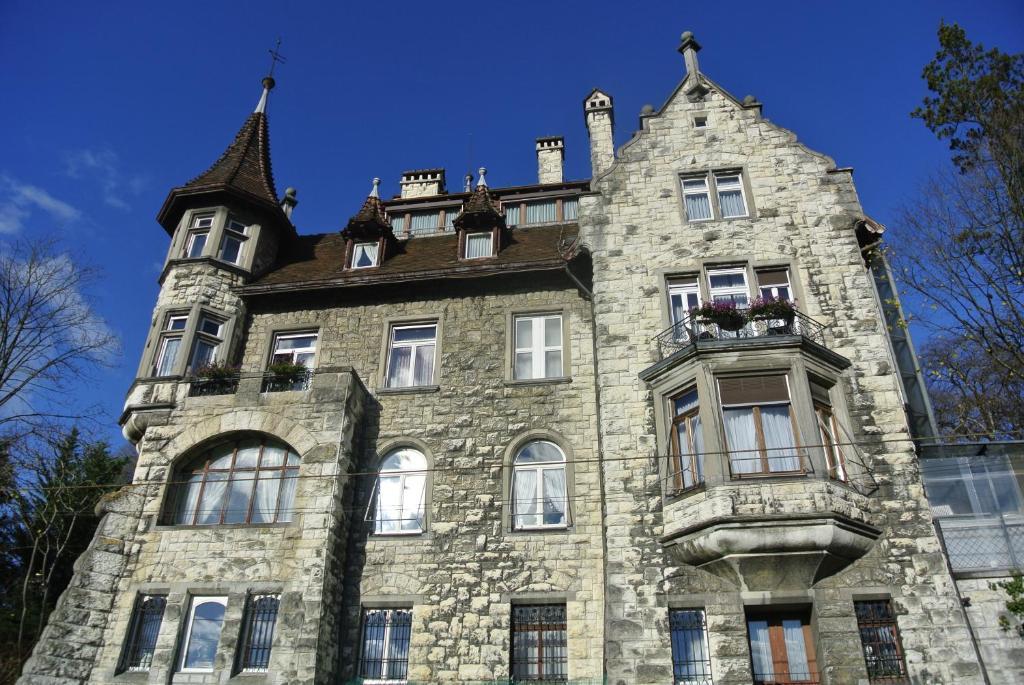 Hotel Park Villa Schaffhausen Prenotazione On Line