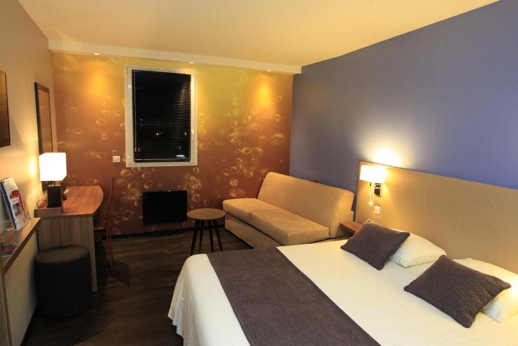 Qualys hotel reims tinqueux r servation gratuite sur for Hotels reims