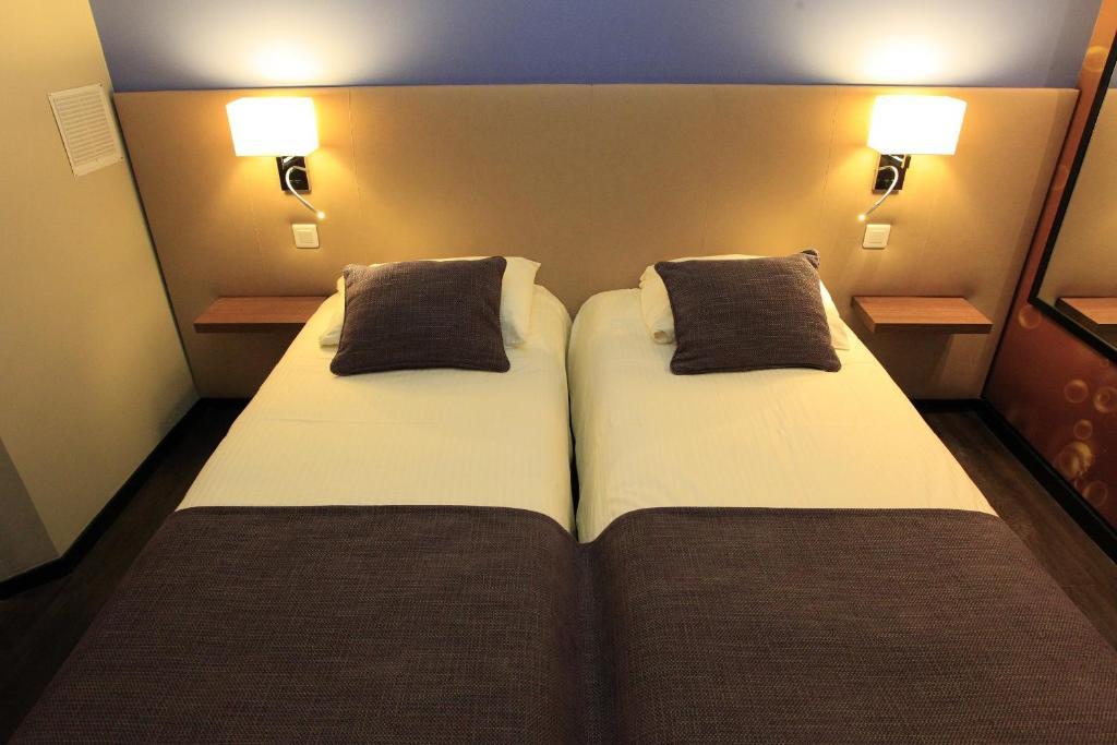 Qualys hotel reims tinqueux reims informationen und for Hotels reims
