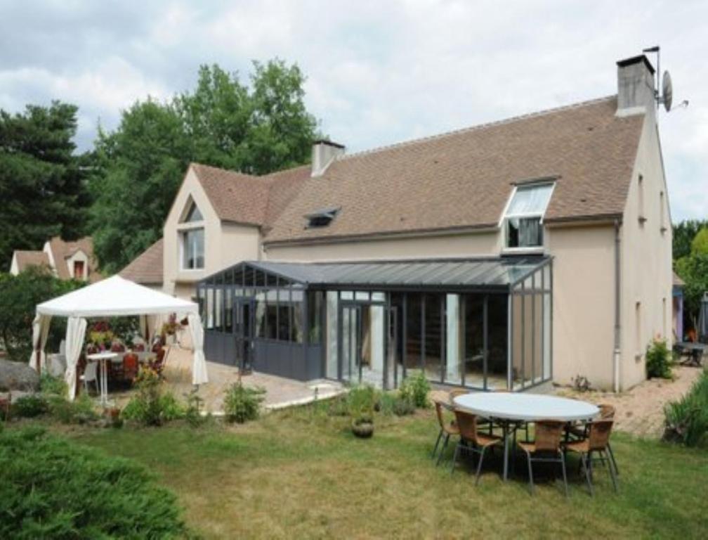 Le jardin des roches fontainebleau prenotazione on for Le jardin knokke michelin