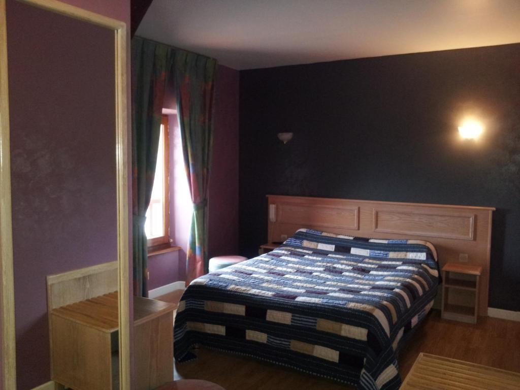 Hotel Le Baudiere Saint Beauzire