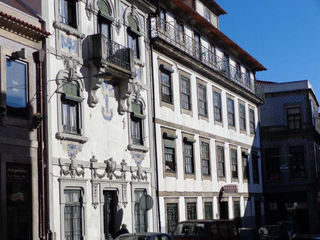 Chambres d 39 h tes residencial portuguesa chambres d 39 h tes porto portugal - Chambre d hote porto portugal ...