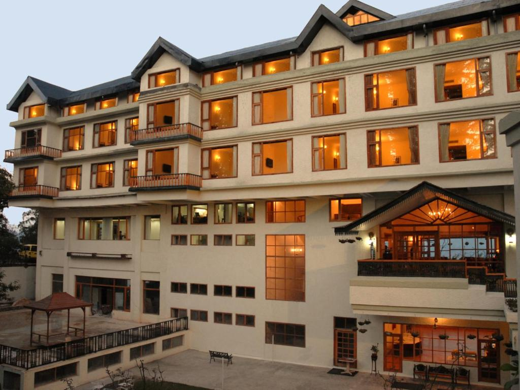 Club Mahindra Mashobra Shimla Book Your Hotel With