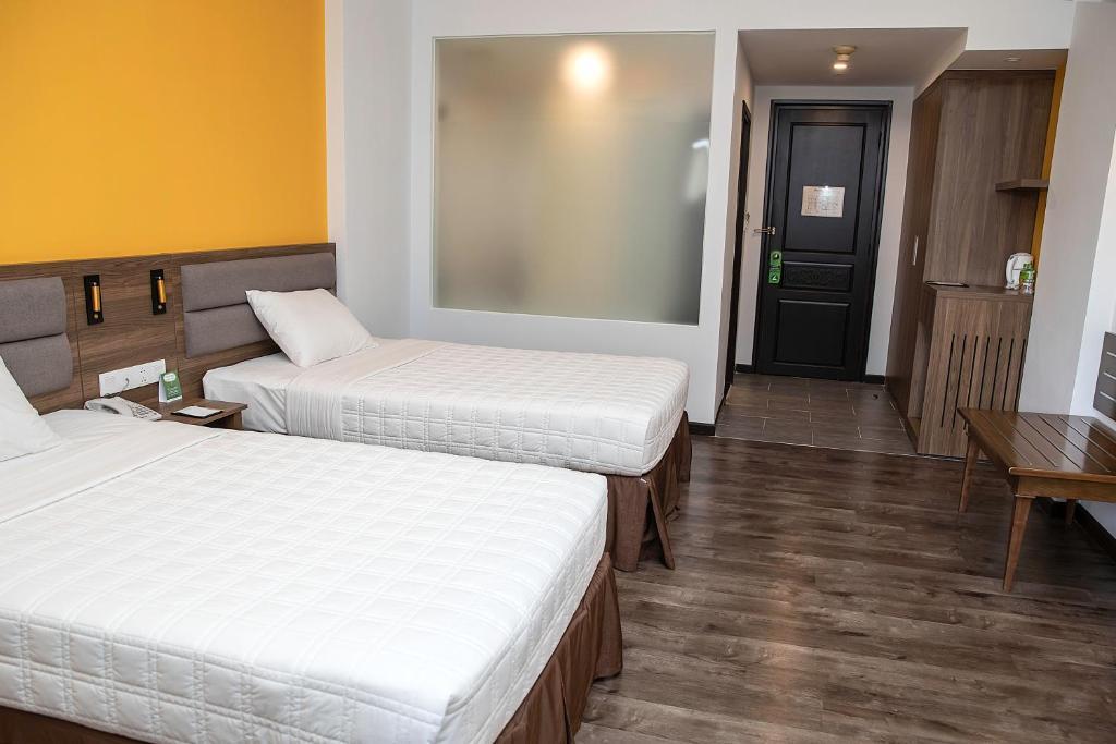 Phòng Signature Deluxe đôi hoặc đôi 2 giường đơn