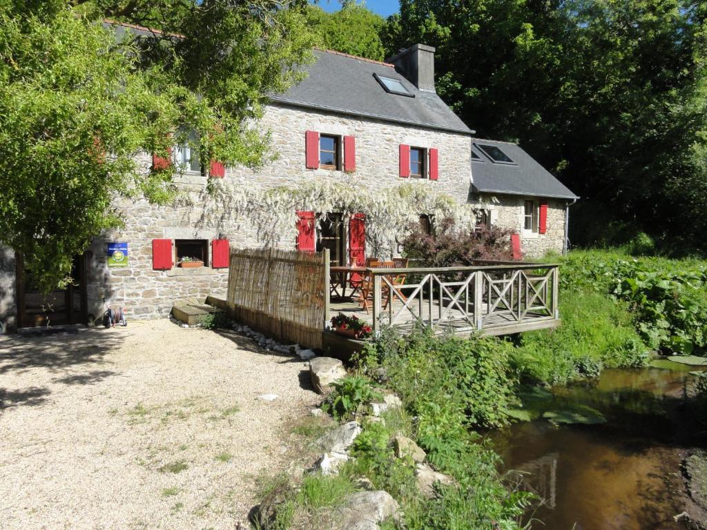 Chambres d 39 h tes du moulin de brendaouez chambres d 39 h tes for Bayeux chambre d hotes