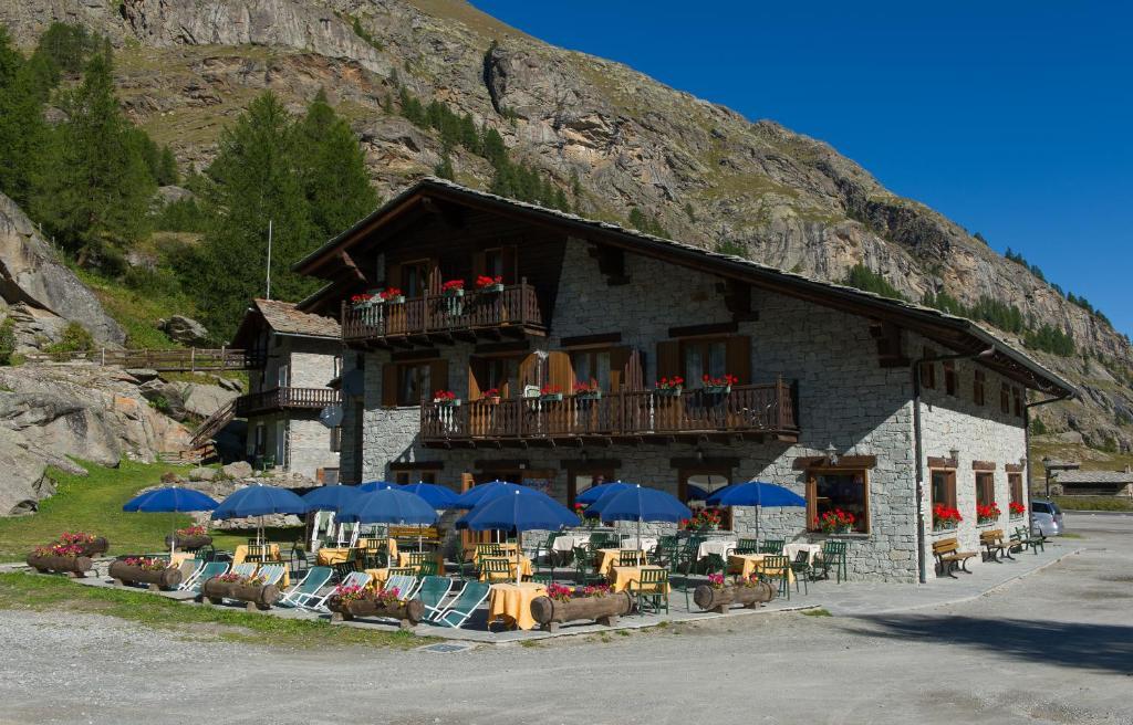 Hotel A Valsavarenche Italia