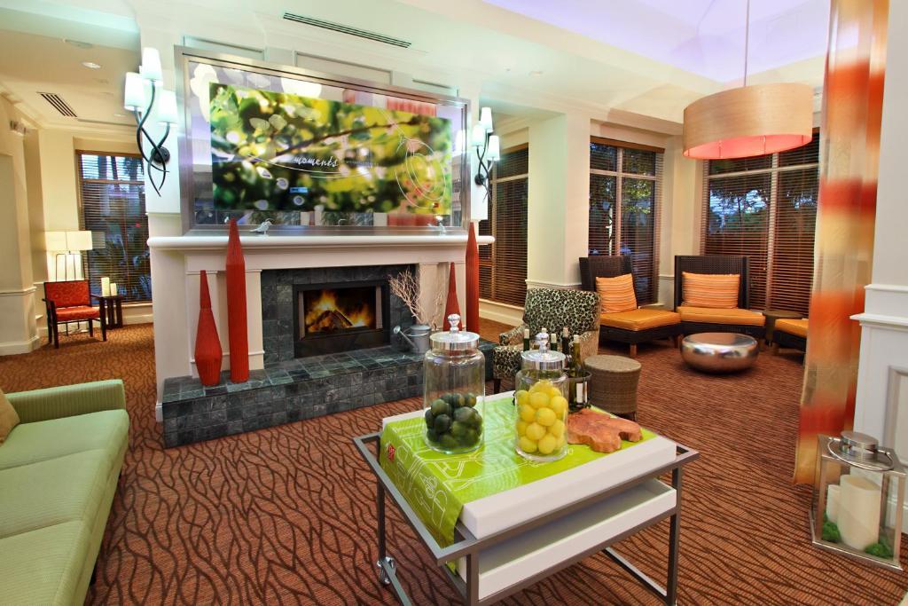 Hilton Garden Inn Fort Lauderdaleairport Cruise Port Dania Beach Viamichelin Informatie En