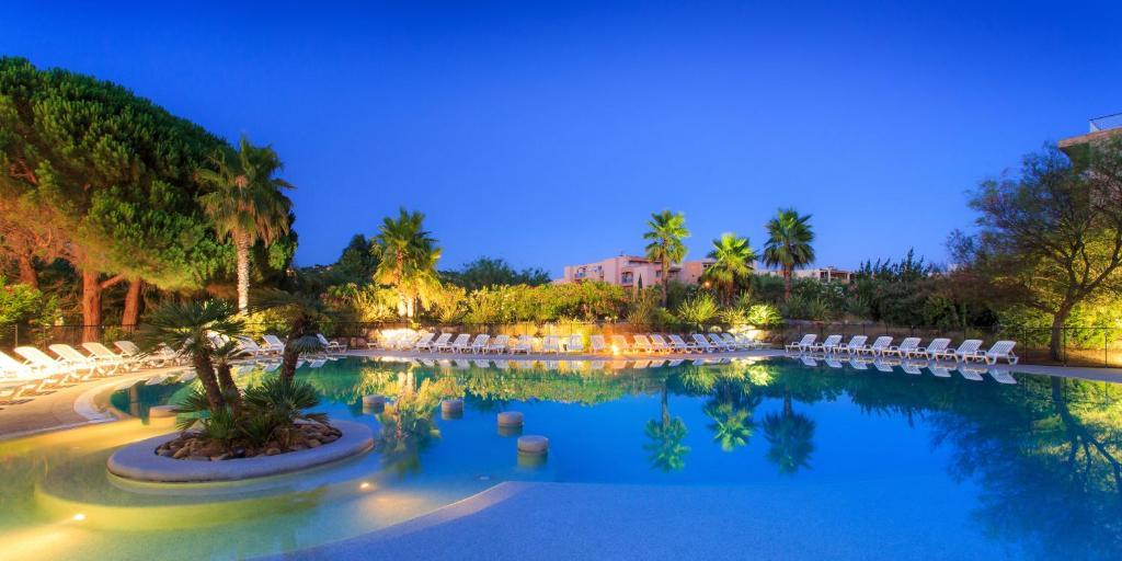 Hotel Club Le Capet Sainte Maxime