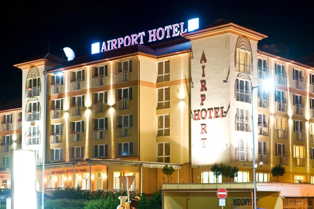 Hotel Airport Budapest Vecses