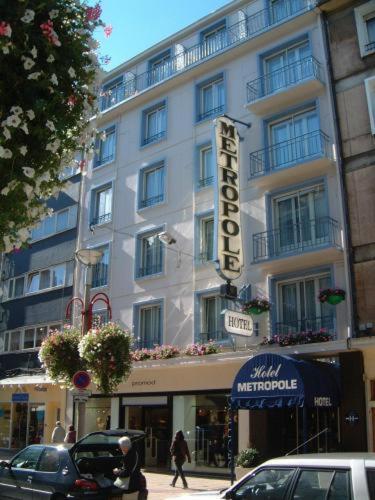 Hotel Le Metropole Boulogne Sur Mer
