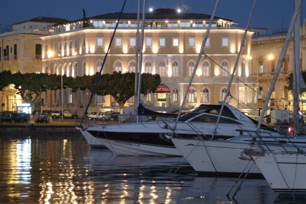 Grand Hotel Ortigia Siracusa Sicily