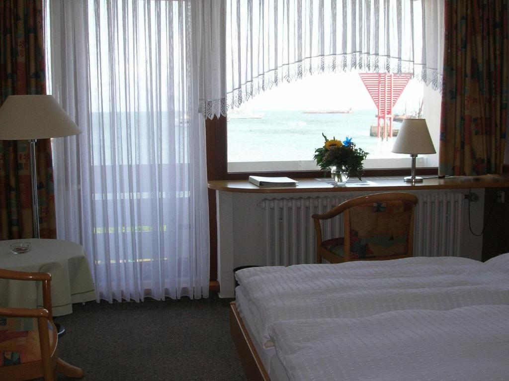 Sterne Hotel Helgoland