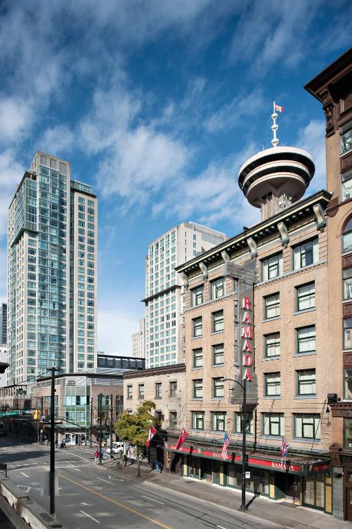 Hotels On West Pender Street Vancouver