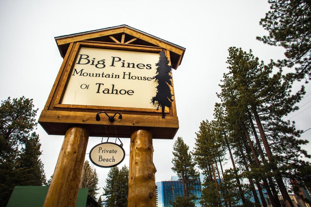 Big Pines Mountain House