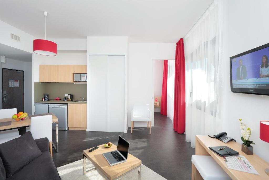 Appart city confort montpellier mill naire ex park suites for Conteneur appartement