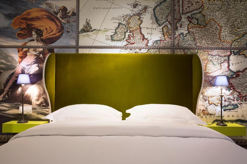 H tel du continent parijs viamichelin informatie en for Michelin hotel france