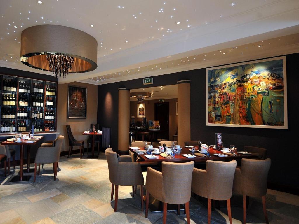 Mansefield Hotel Elgin Restaurant Menu